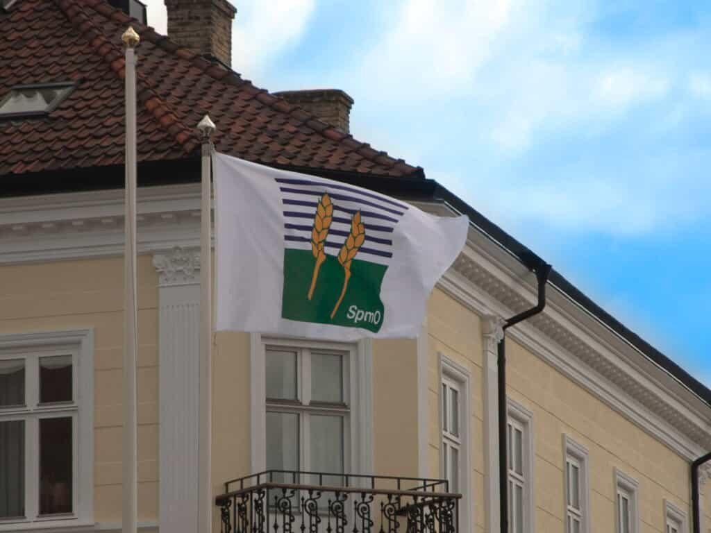 SpmO Flagga