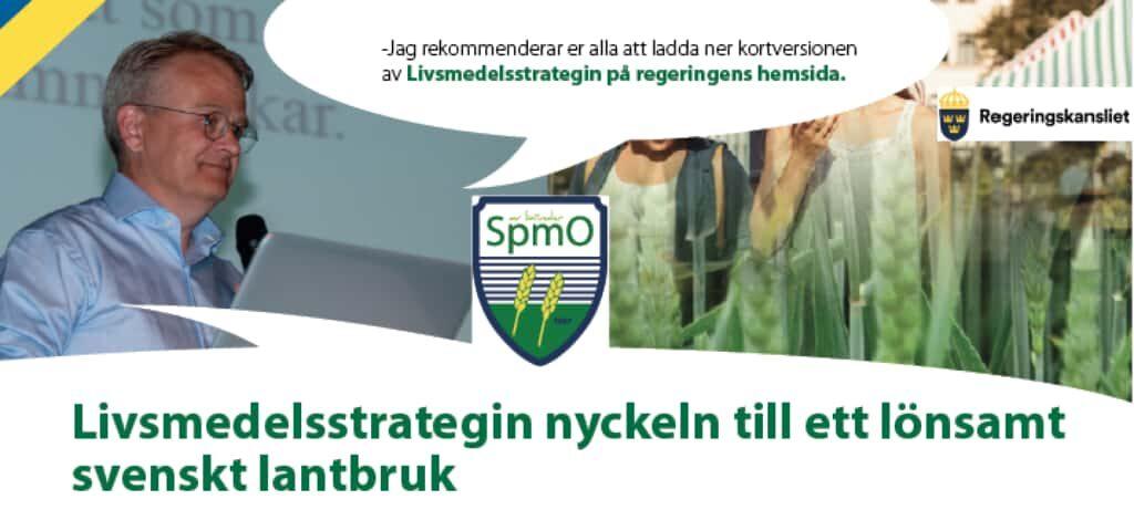 SpmO Livsmedelsstrategin